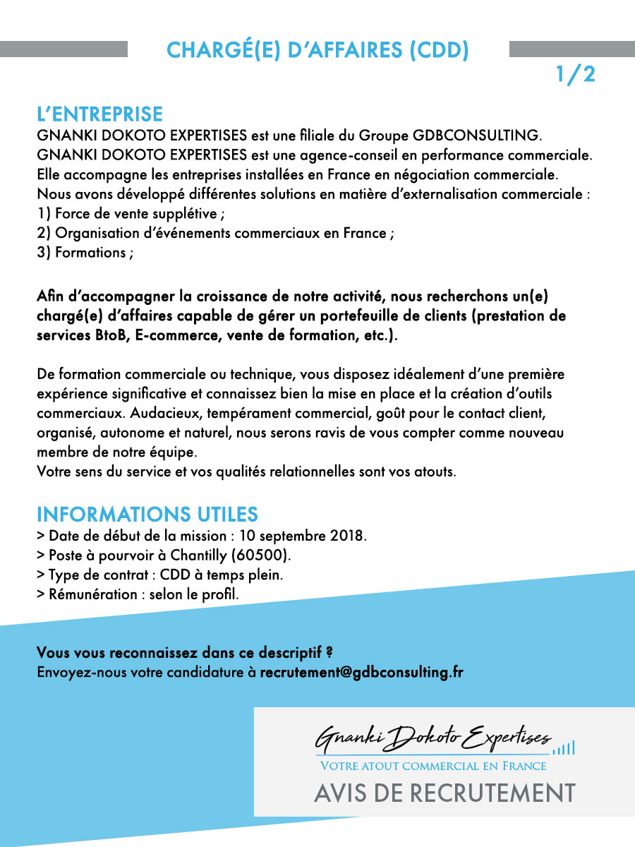 gdbconsulting f recrutement charge daffaires gde1